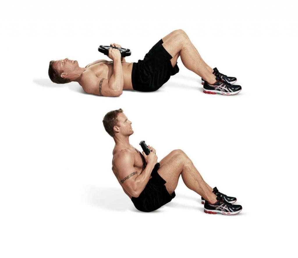 Обратные скручивания: техника выполнения упражнения | proka4aem.ru