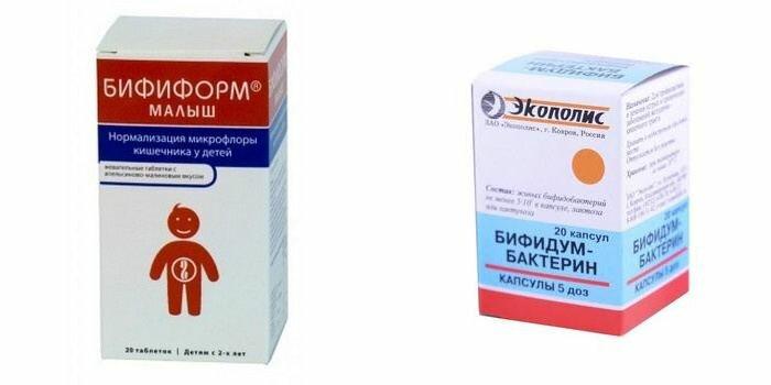 Пробиотики и пребиотики для кишечника - список лучших препаратов с живыми бактериями