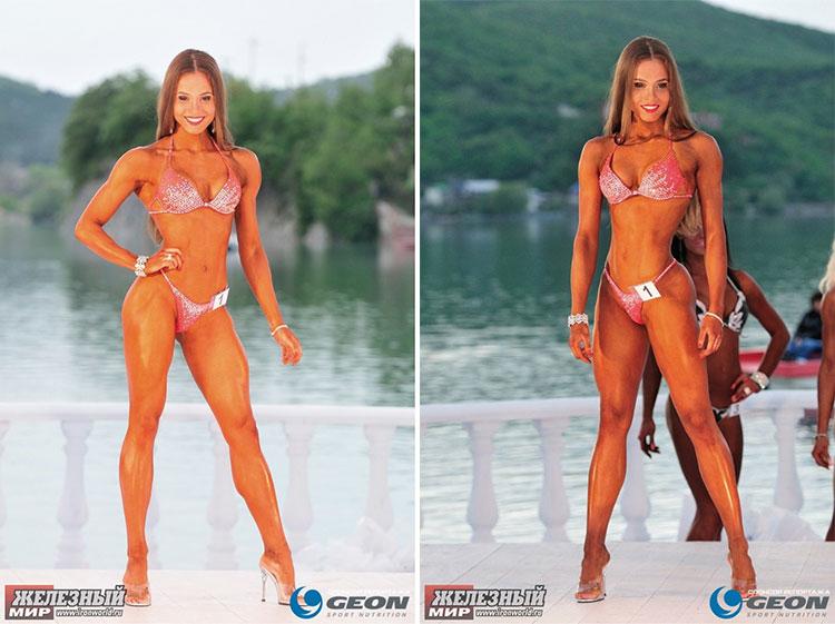 Фитнес-модель инна глухова - биография, фото, программа тренировок и питания фитнес бикинистки