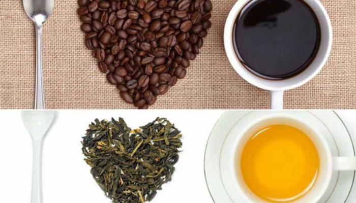Чай или кофе: что полезнее и вреднее?