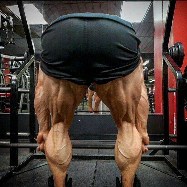 Упражнения на заднюю поверхность бедра: качаем бицепс бедра правильно