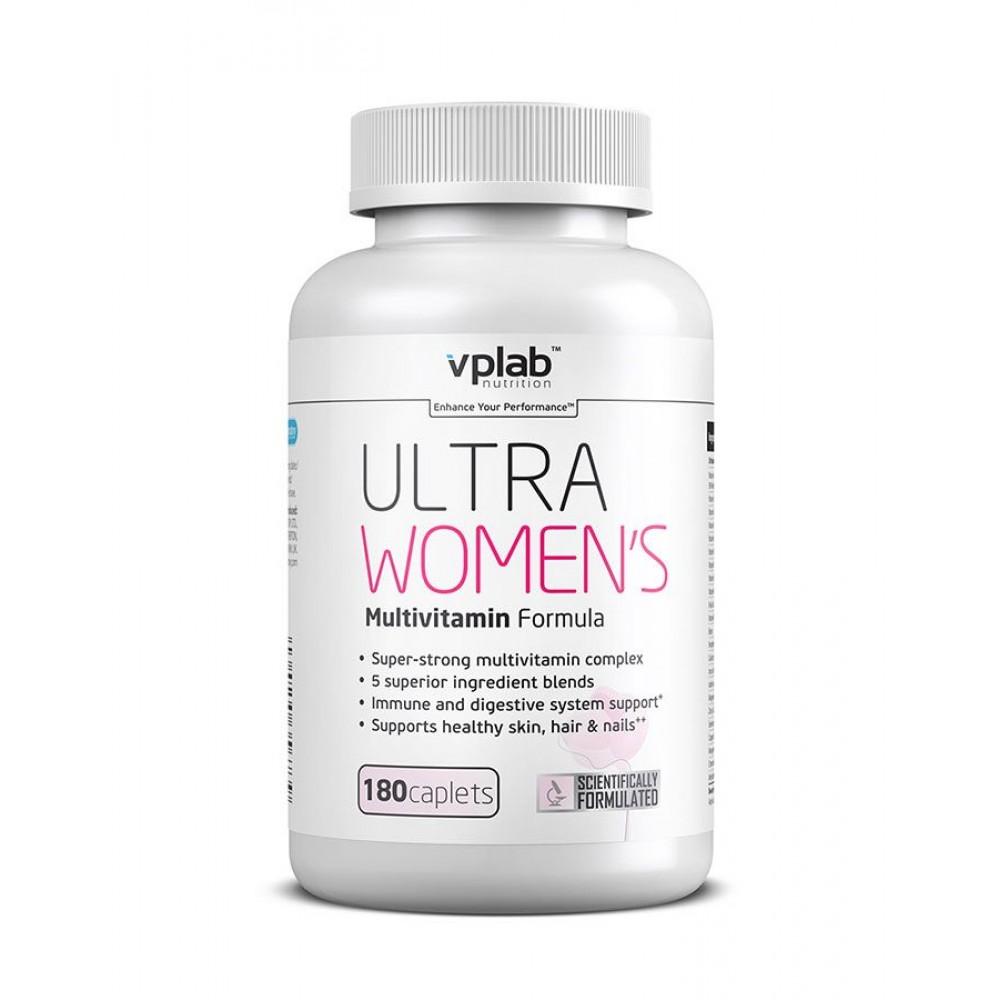 Vplab ultra women's: состав, инструкция по приему, стоимость
