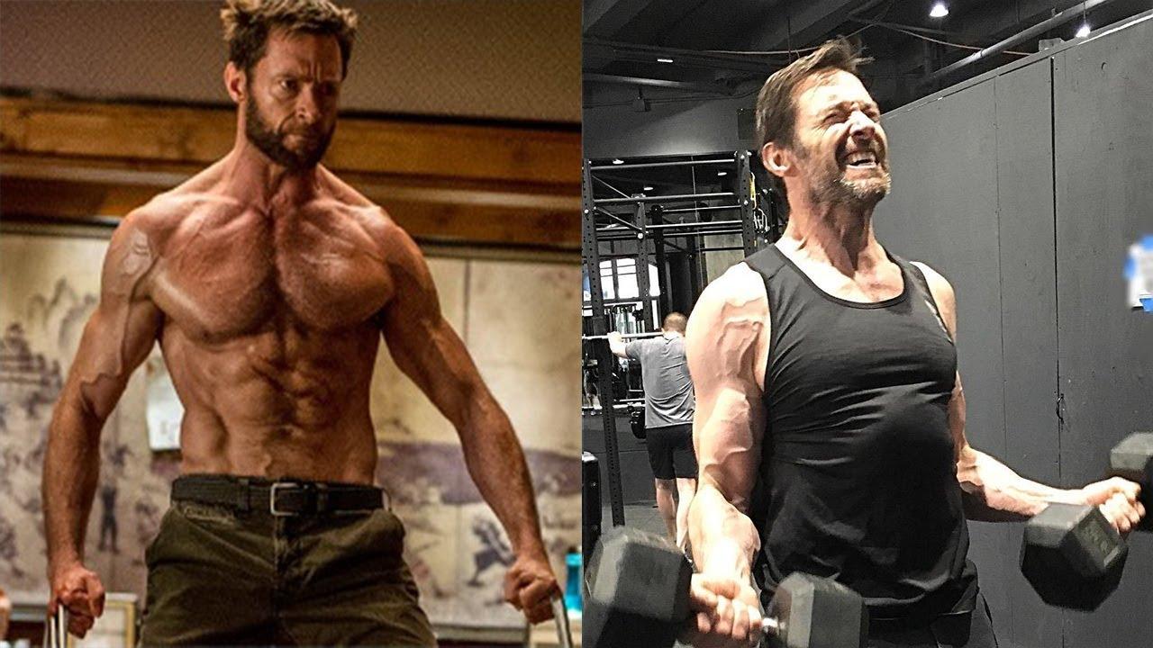 Как актёр хью джекман поддерживает форму в 50 лет? тренировки для роли росомахи
