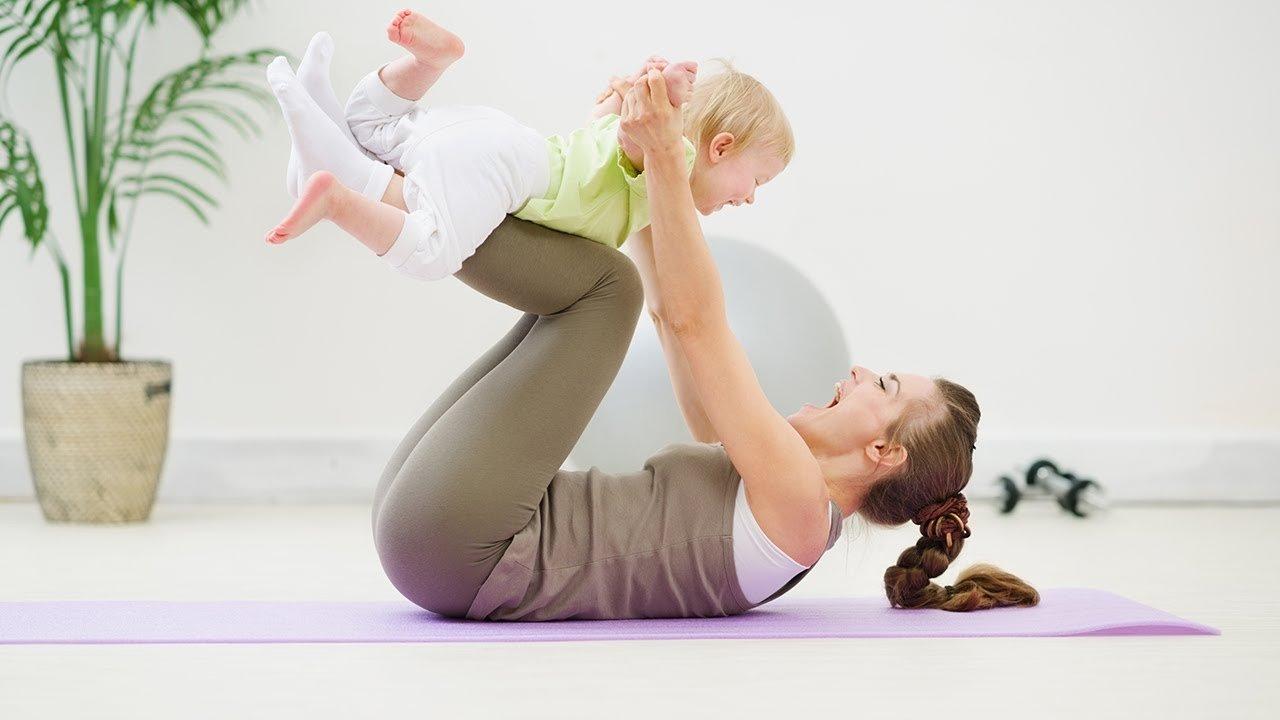 Диета после родов: как вернуться к прежним формам