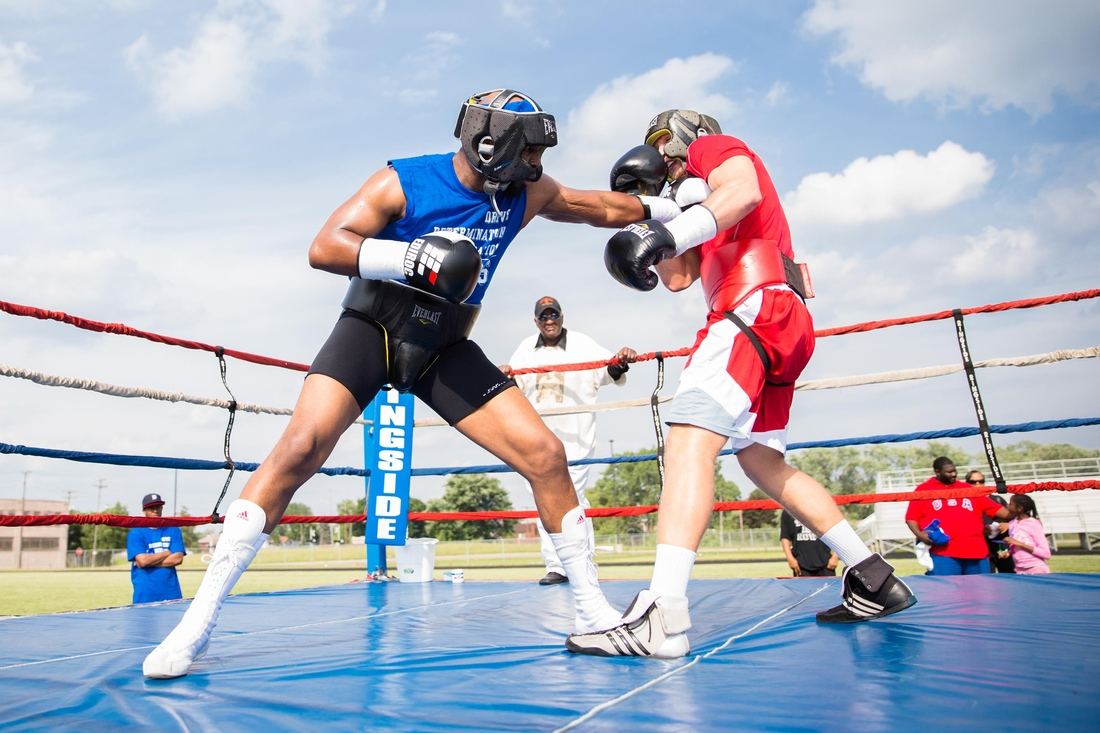 Как научиться боксу в домашних условиях