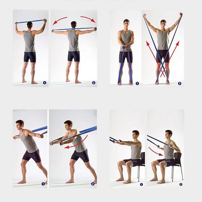Для настоящих мужчин: программа эффективных упражнений с эспандером