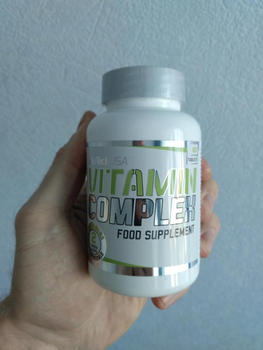 Список витаминно-минеральных комплексов общего назначения