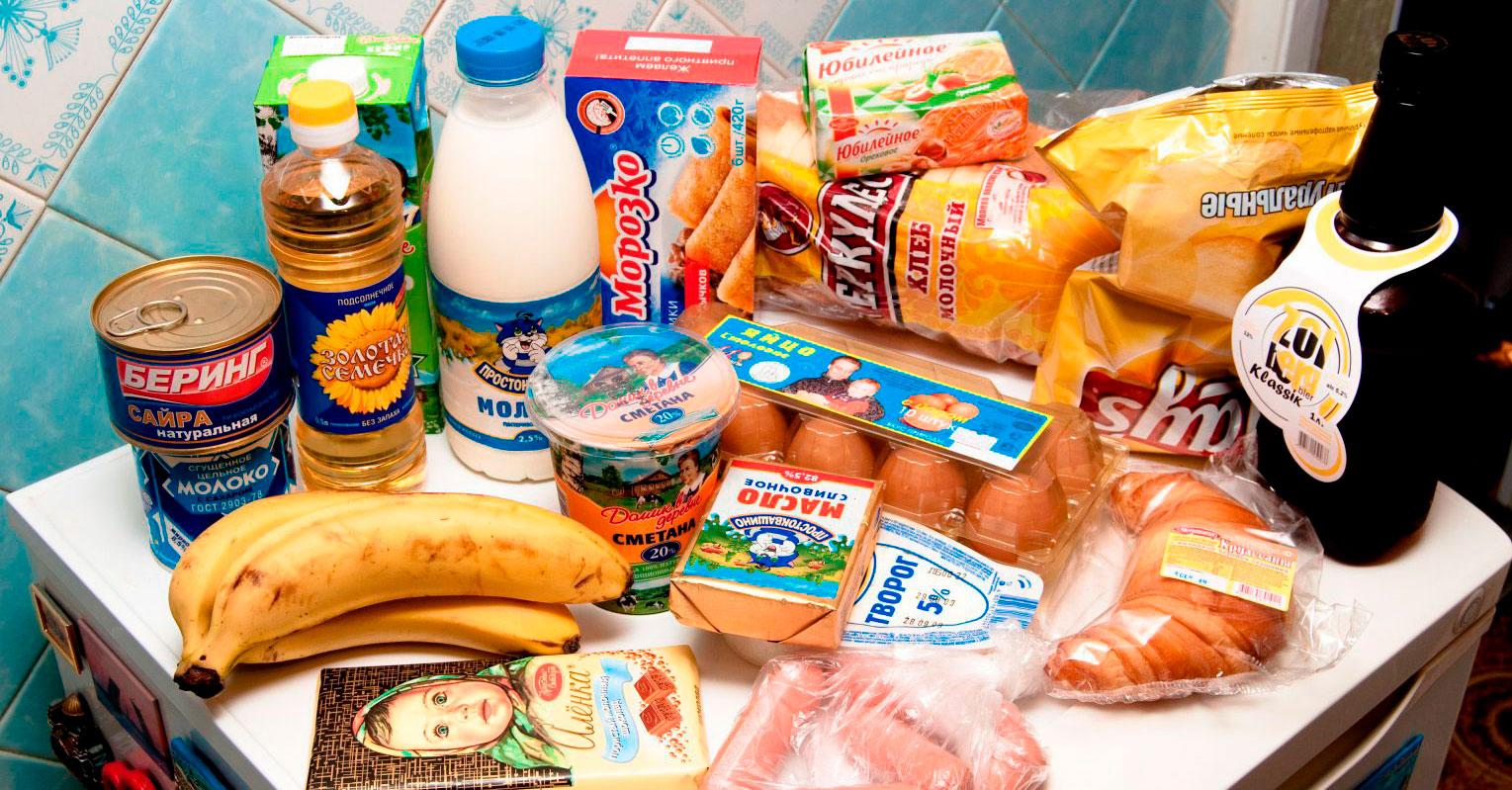 Как экономить на продуктах питания 50 тысяч в год