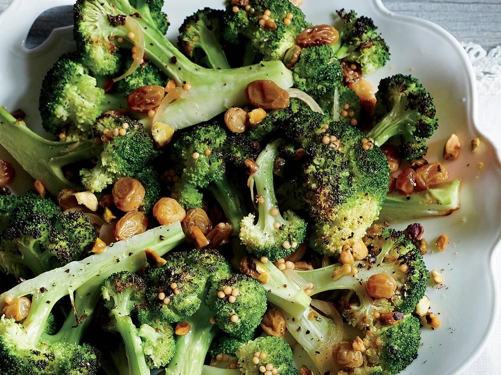 » диета на брокколи
