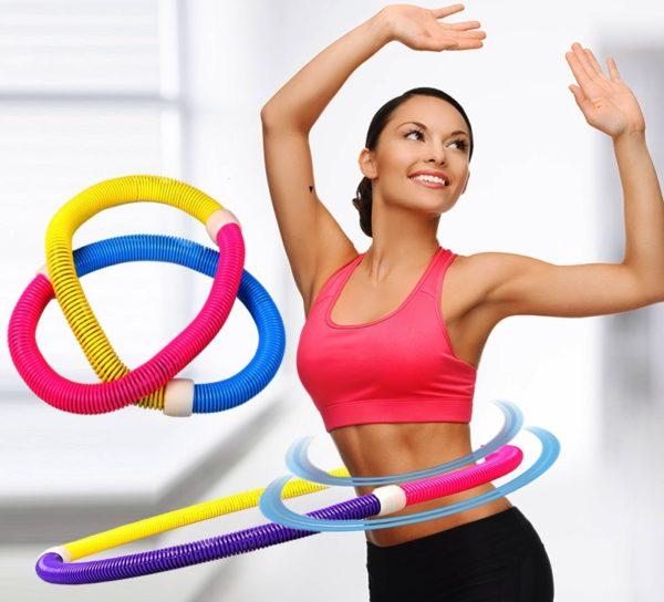 Обруч для похудения польза и вред - здоровое тело