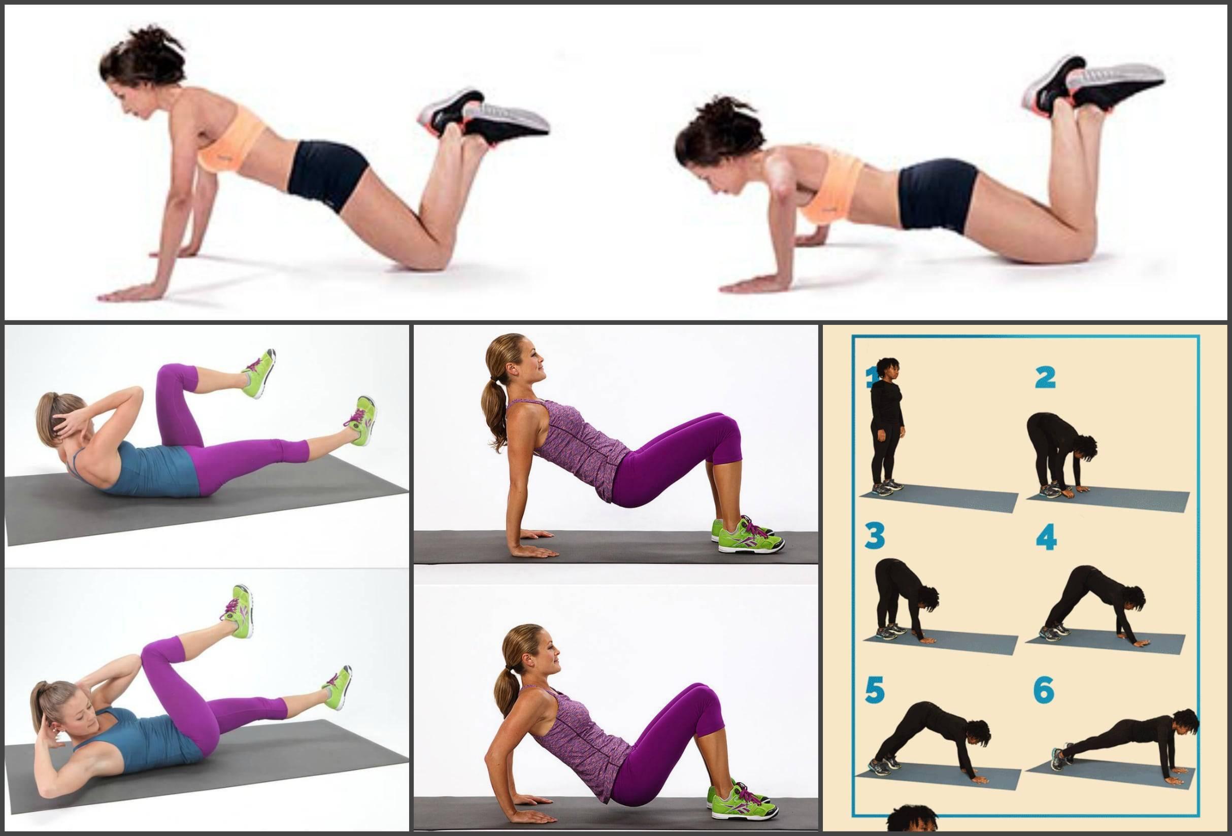 Пресс после родов: когда можно начинать упражнения для подтяжки мышц живота