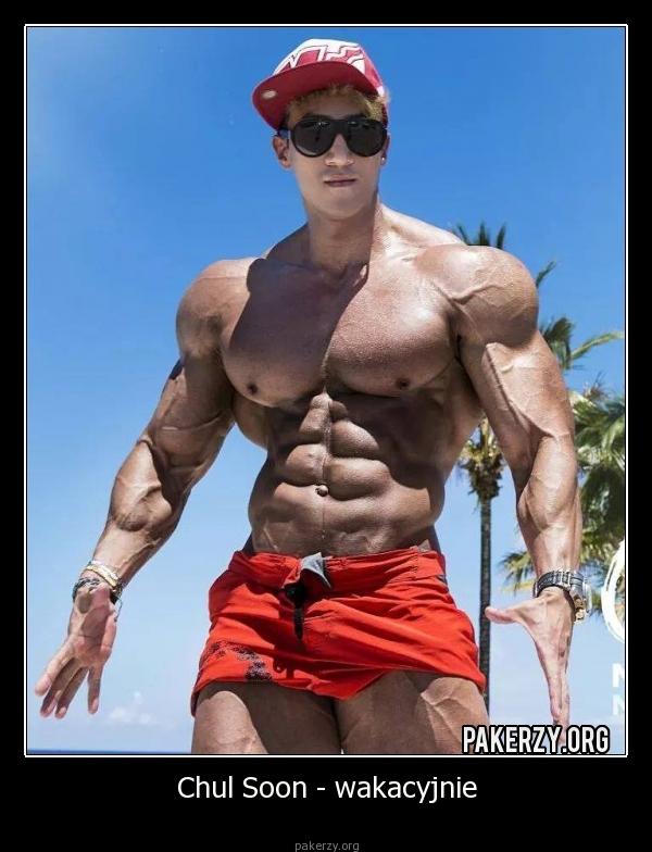 Хванг чул сун - корейский бодибилдер с некорейским телосложением: секреты питания, тренировок плеч и.. стероиды