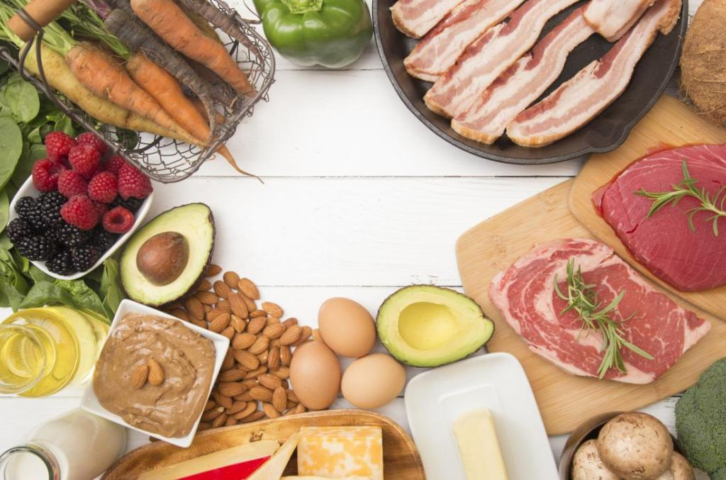 Кето-диета для женщин с меню на 5, 7 (неделю) и 14 дней
