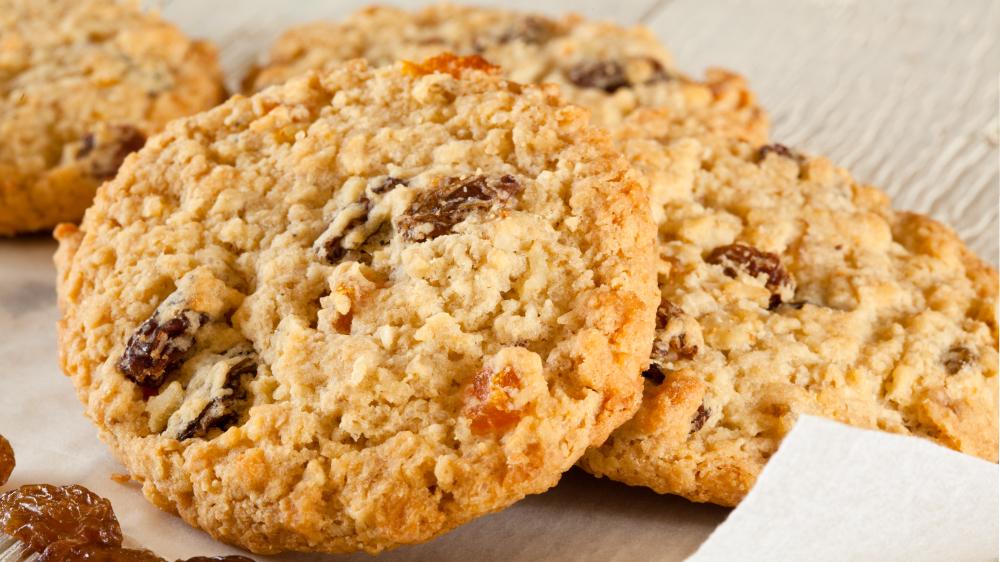 Диетическое творожное печенье на овсяных хлопьях - простые пошаговые рецепты с фотографиями