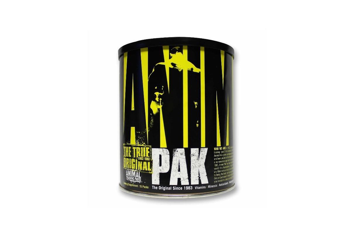 Animal pak: отзывы и описание, как принимать витамины энимал пак, состав таблеток
