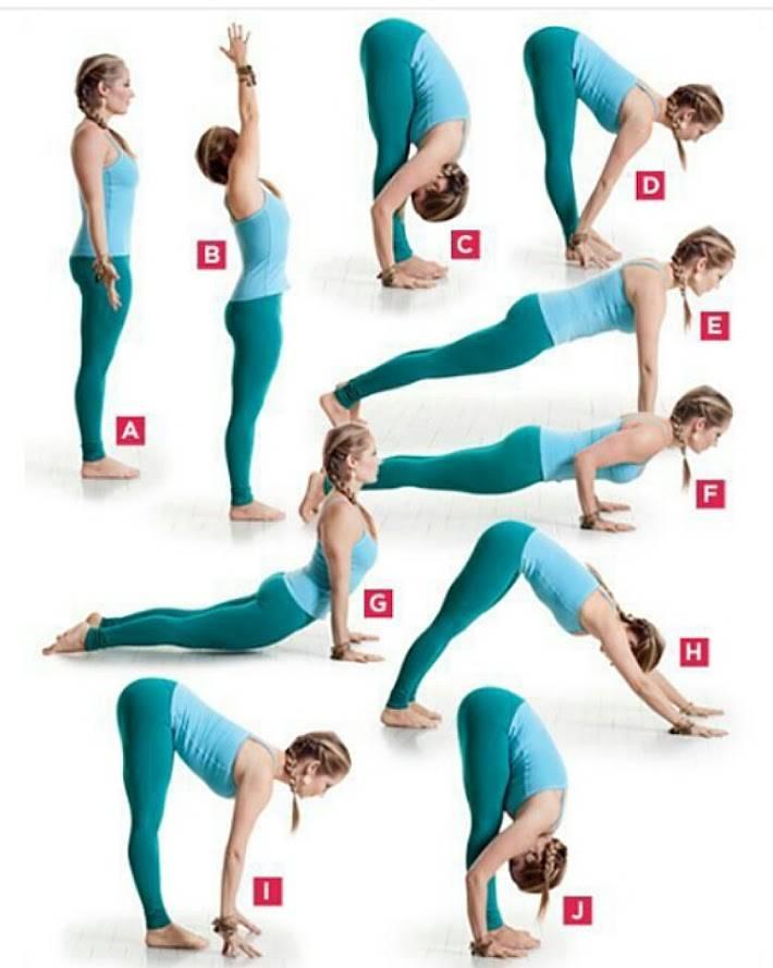 Йога для похудения: упражнения с фото для начинающих в домашних условиях