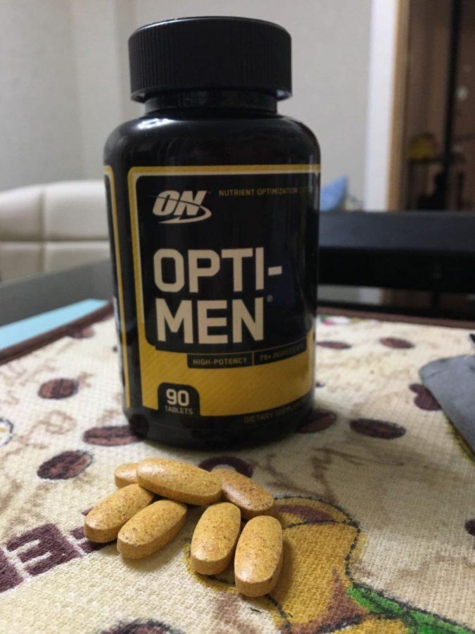 Opti-men от optimum nutrition: отзывы, состав и как принимать