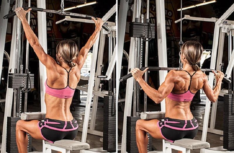 Упражнения на спину для женщин в домашних условиях: лучшие