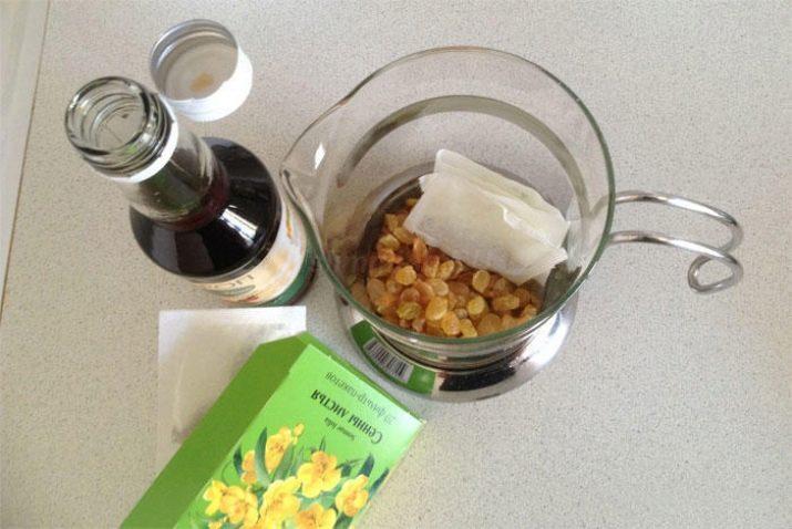 Очищение кишечника холосас сенна изюм рецепт - kopilkavkysa