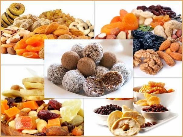 Полезные сладости: рецепты, 11 природных сладостей