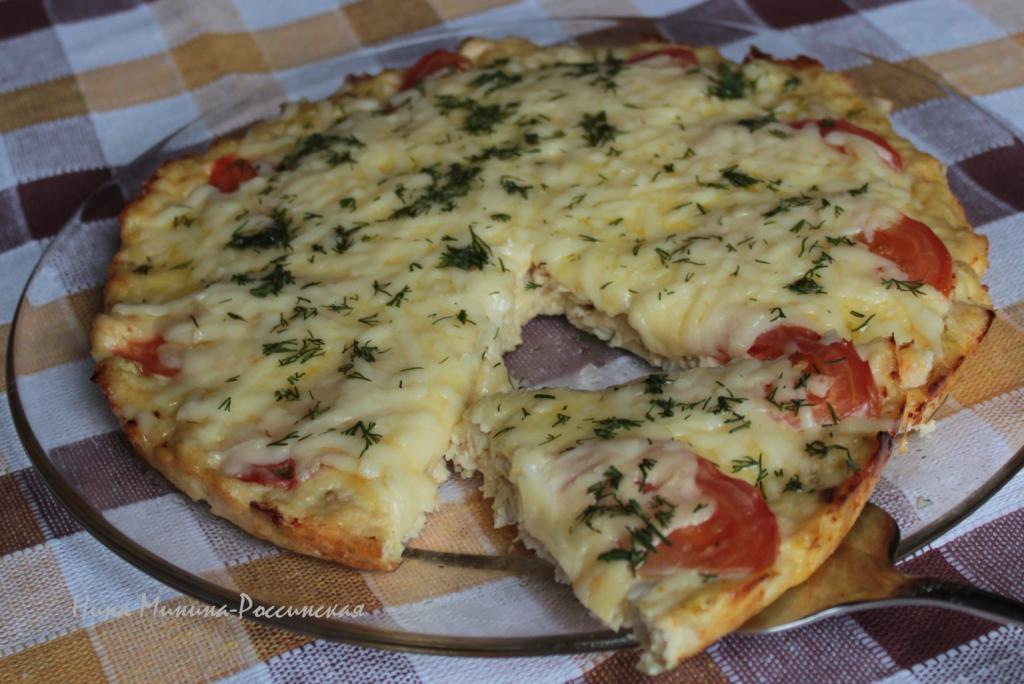 Пицца с фаршем - простая версия вкусного итальянского блюда - будет вкусно! - медиаплатформа миртесен