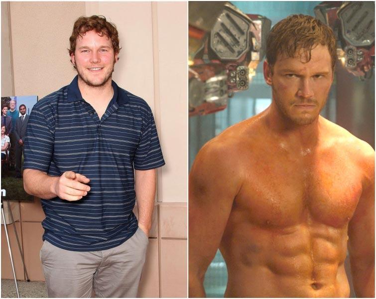 Актёры, которые похудели до неузнаваемости: список, фото