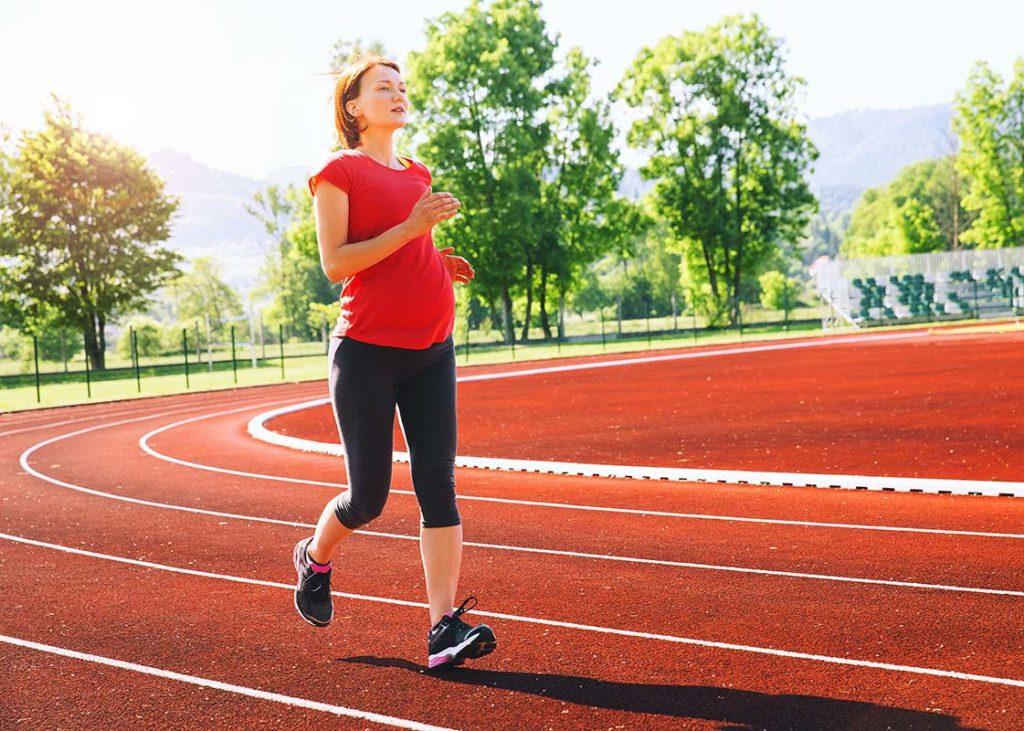 Бег на беговой дорожке для похудения — sportfito — сайт о спорте и здоровом образе жизни