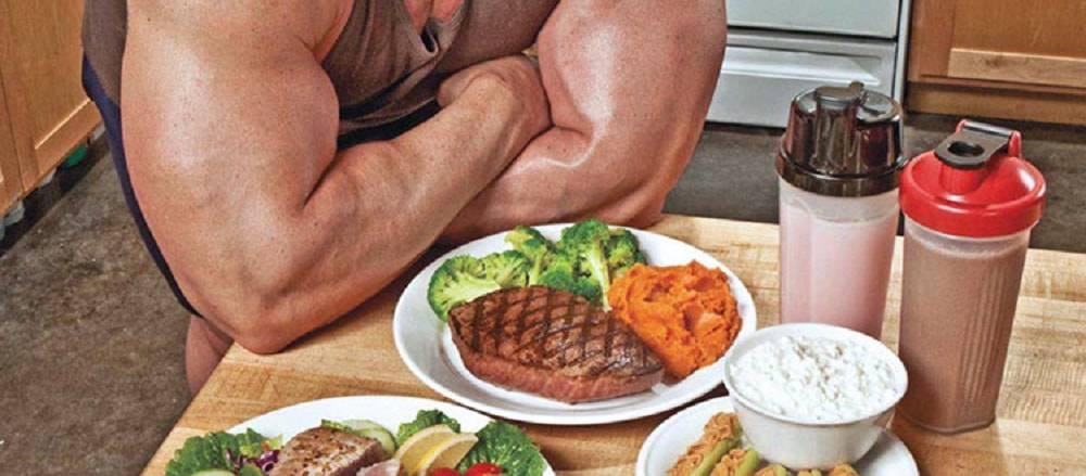Питание для рельефа мышц тела: меню для мужчин и женщин
