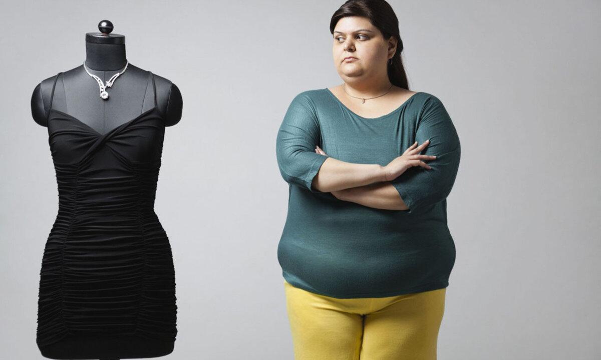 «я слишком толстая для этого»: 10 вещей, которые не могут делать полные люди - gorabbit