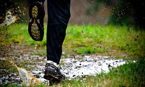 Бег в дождь: как одеваться, чтобы не простыть