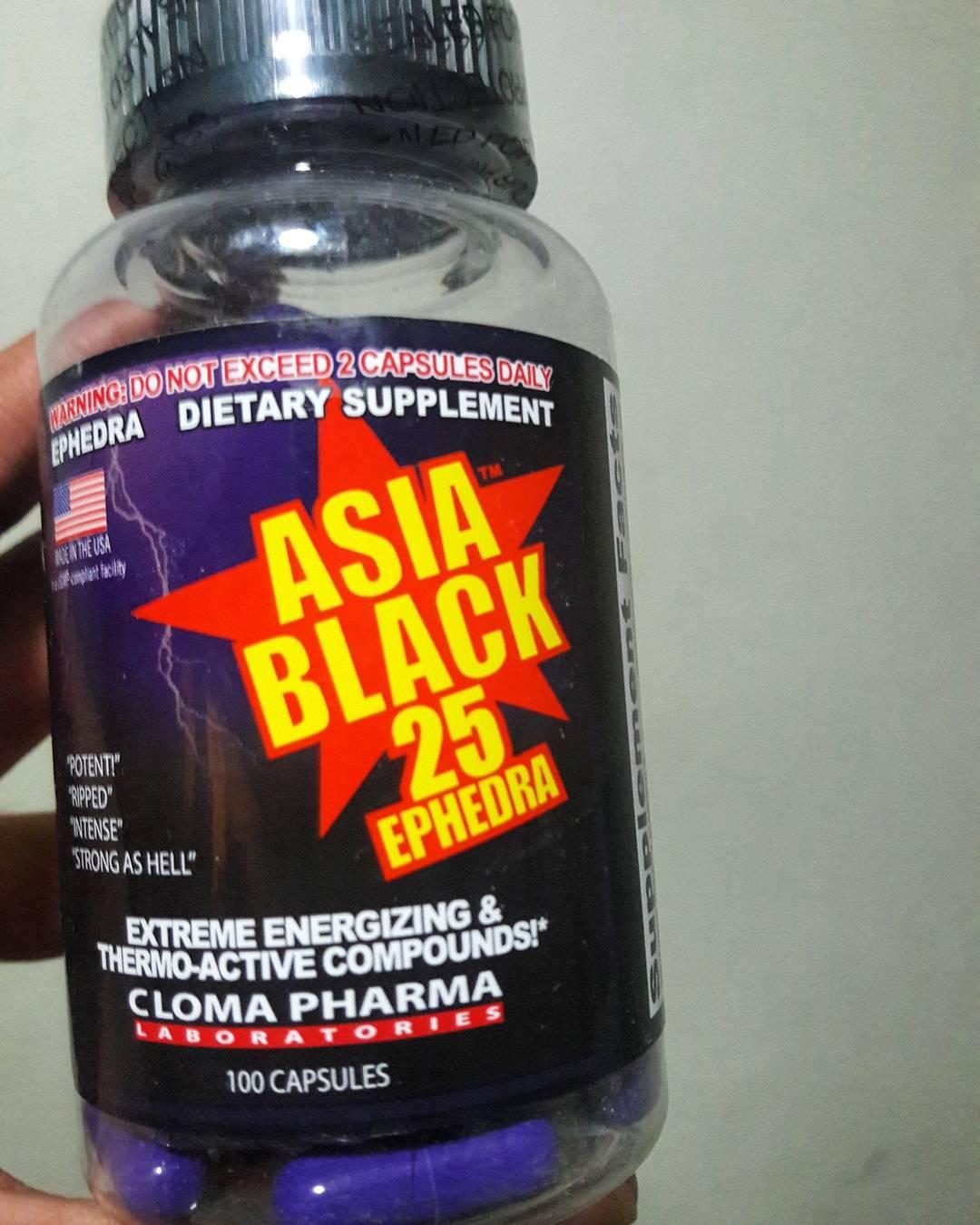 Asia black побочные действия