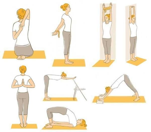 Как исправить осанку в домашних условиях? 5 упражнений. исправление осанки упражнениями
