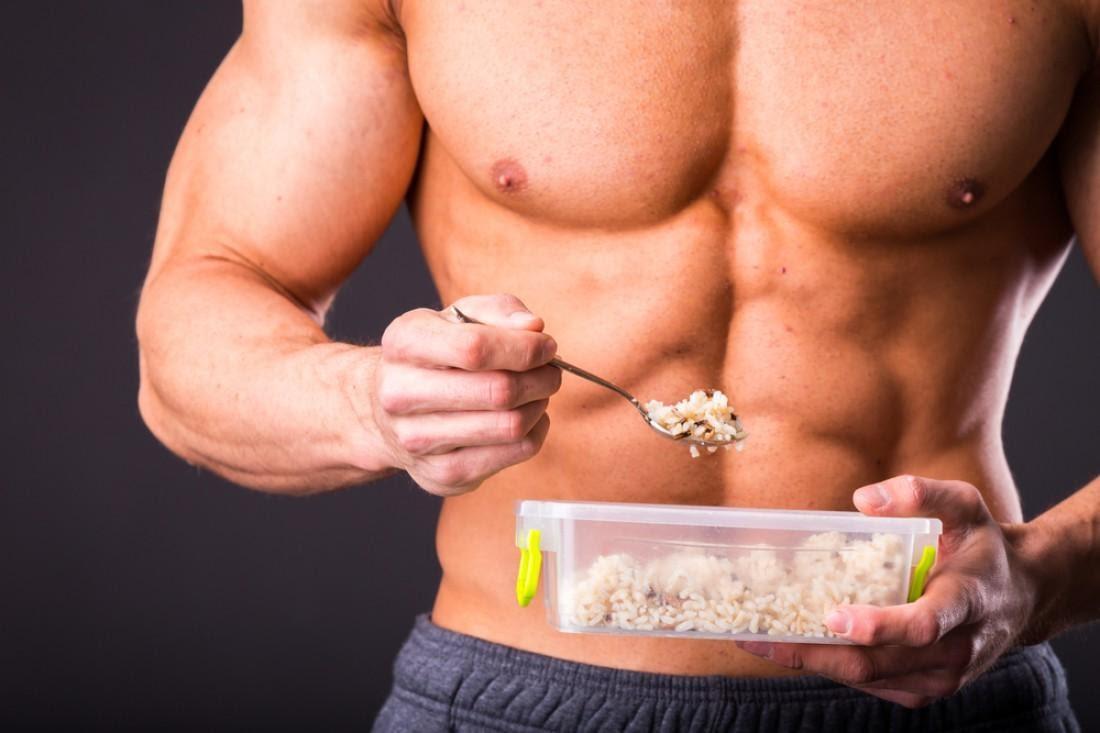Какой белок нужен для роста мышц