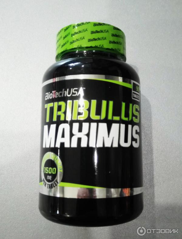 Tribulus terrestris от maxler