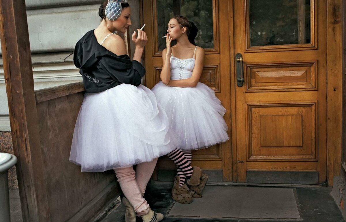 В балетной школе венской оперы рекомендовали детям курить, чтобы не набирать вес ► последние новости