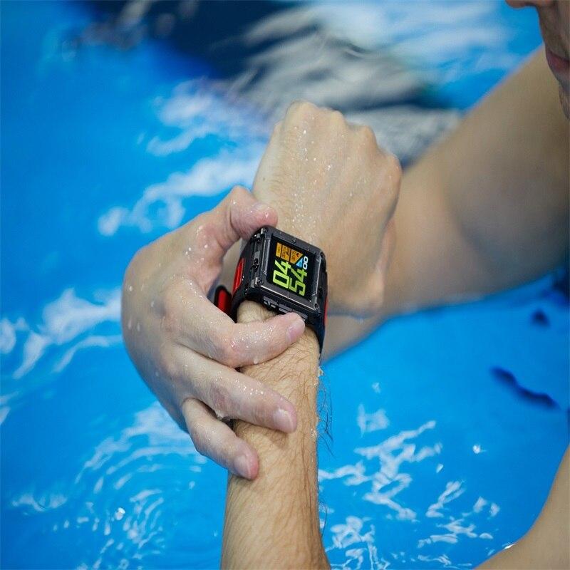 Лучшие фитнес браслеты для плавания в 2020 году