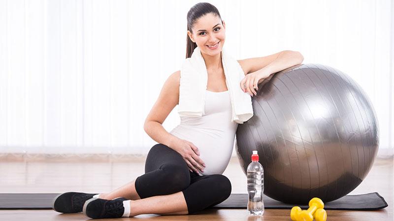Фитнес и беременность совместимы?