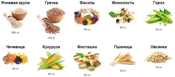 В каких продуктах содержится коллаген – питание богатое коллагеном
