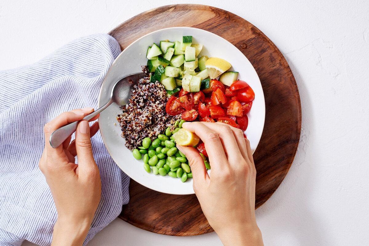 Меню правильного питания на каждый день недели для мужчин и женщин