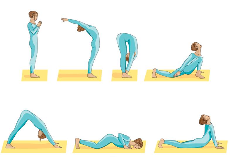 Какие упражнения нельзя делать при сколиозе