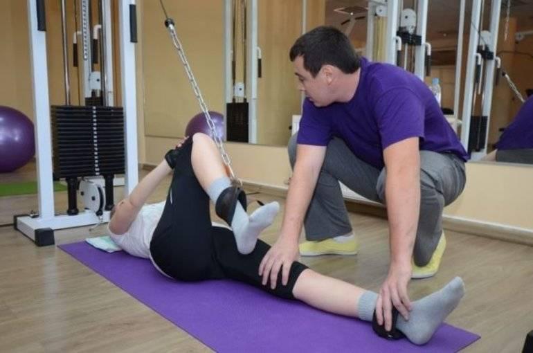 Как проходит лечение суставов по методу бубновского