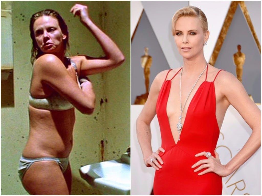 Как актеры худеют и набирают вес для фильмов