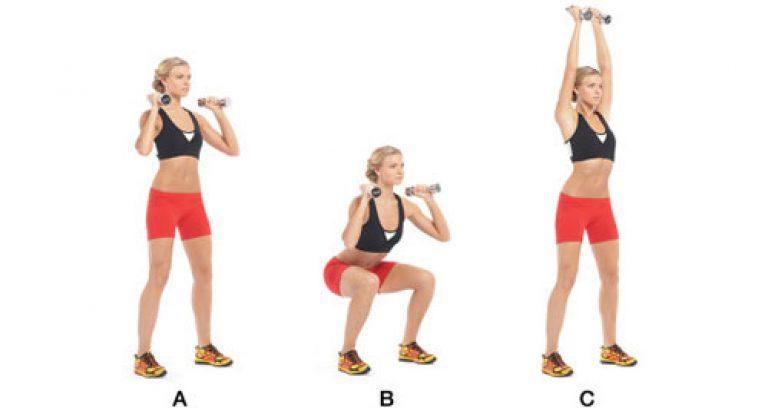 Самые популярные упражнения для быстрого похудения дома