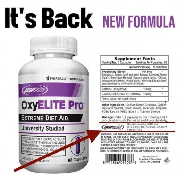 Жиросжигатель oxyelite pro — отзывы и инструкция по применению