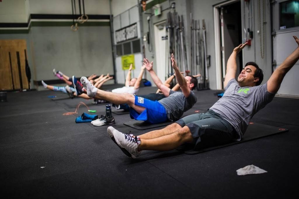 Кроссфит дома - wod-тренировки на каждый день | fitburg.ru