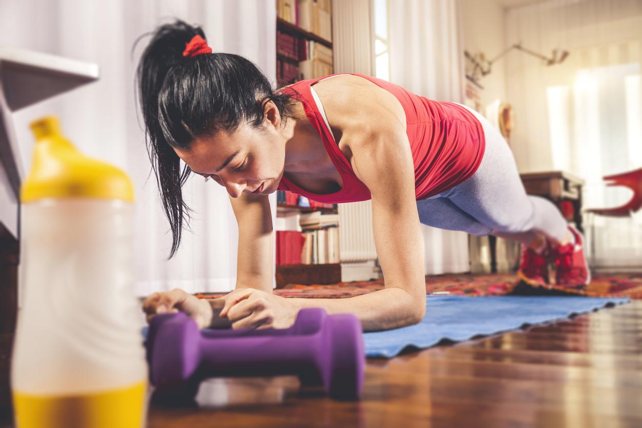Можно ли во время простуды посещать тренировки?