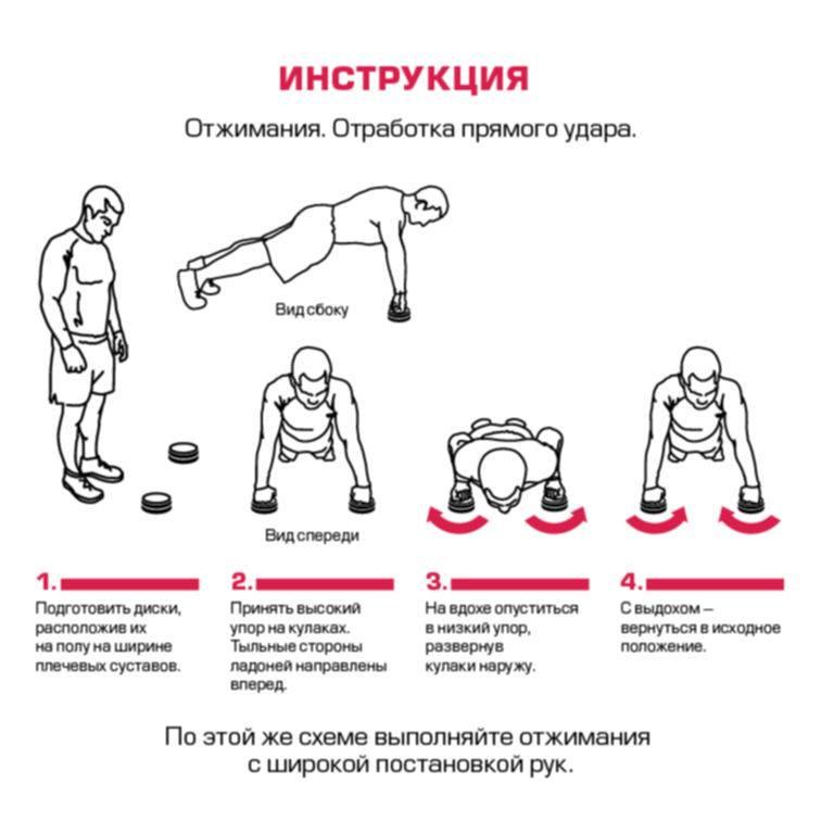Что дают отжимания на кулаках: все тонкости упражнения | rulebody.ru — правила тела