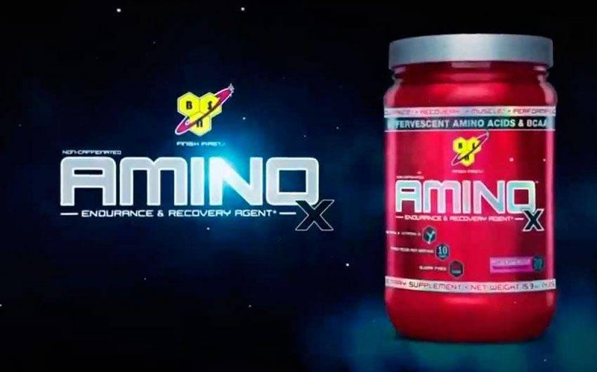 Как правильно принимать bcaa amino x