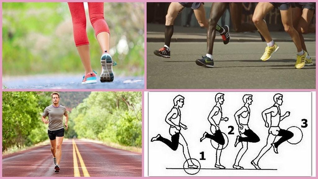 Кроссовки для бега — 12 советов для правильного выбора