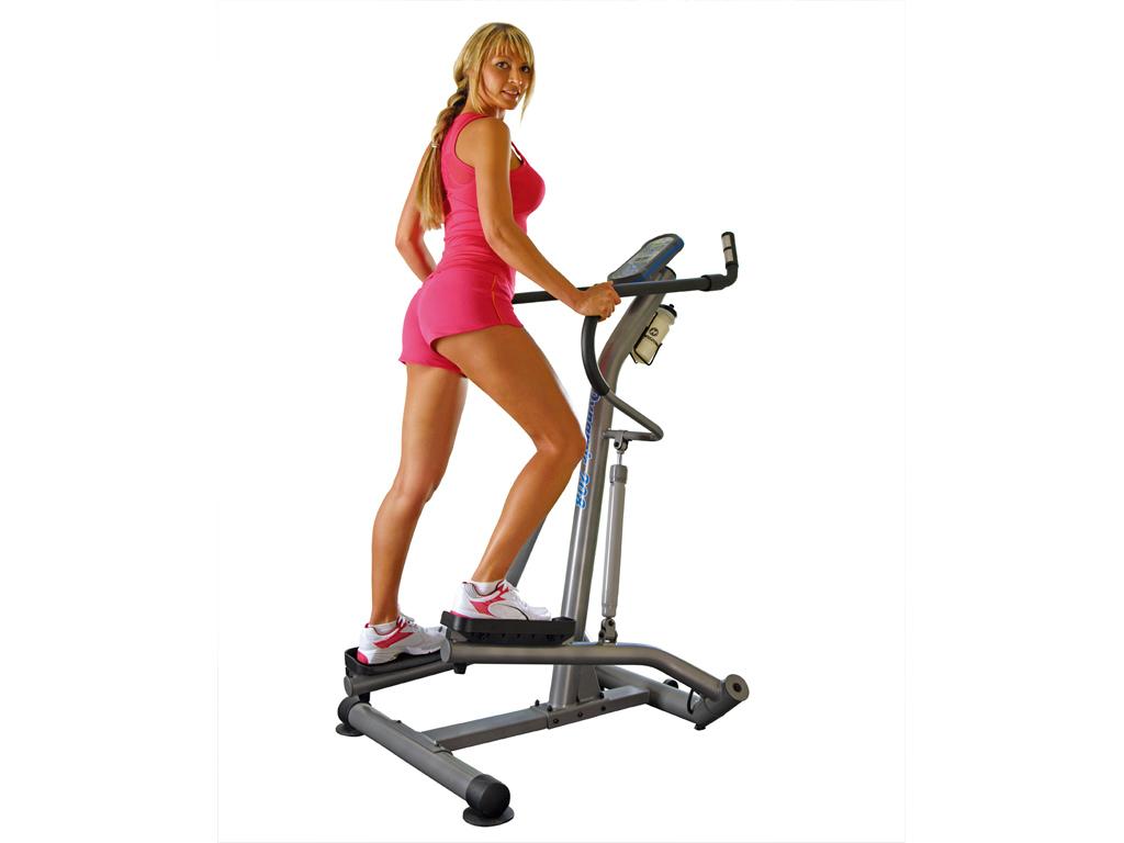 Тренажер степпер: польза для здоровья и похудения